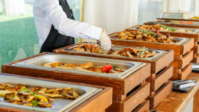 Photo of Wedding Catering for the Big Day