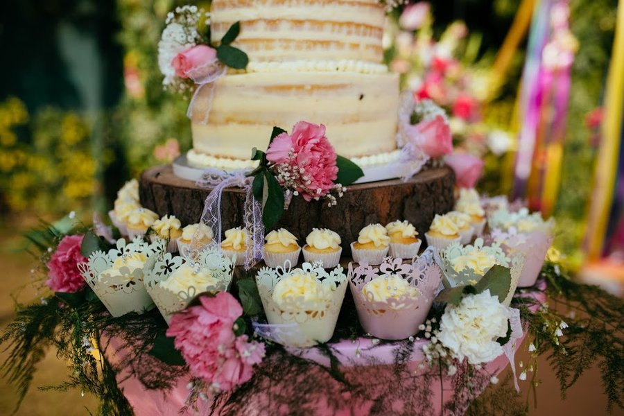 Photo of Beautiful and Scrumptious Wedding Cakes