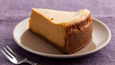 Photo of Straightforward Pumpkin Cheesecake Recipe